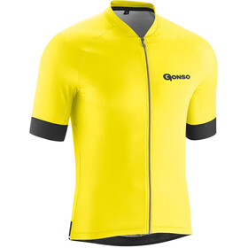 Gonso Cuvo Bike Jersey Shortsleeve Men yellow
